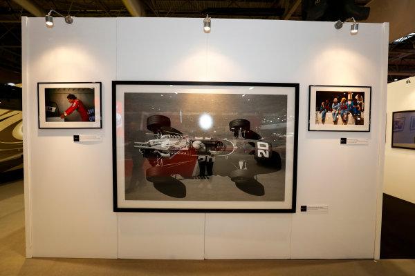 Autosport International Exhibition. National Exhibition Centre, Birmingham, UK. Thursday 11th January 2017. The LAT Stand.Zak Brown World Copyright: Ashleigh Hartwell/LAT Images Ref: _O3I7553