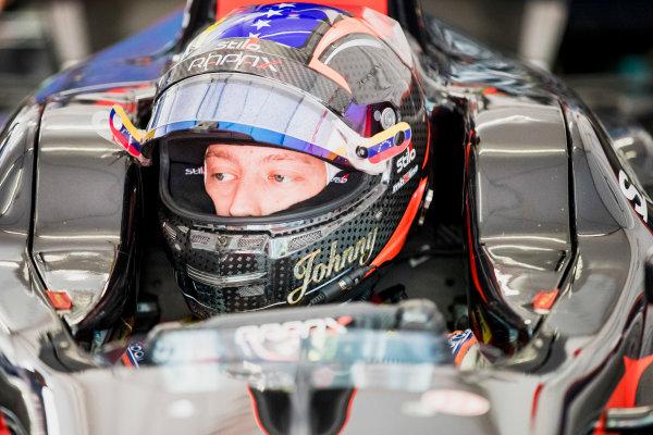 2017 FIA Formula 2 Round 4. Baku City Circuit, Baku, Azerbaijan. Friday 23 June 2017. Johnny Cecotto Jr. (VEN, Rapax)  Photo: Zak Mauger/FIA Formula 2. ref: Digital Image _56I6623