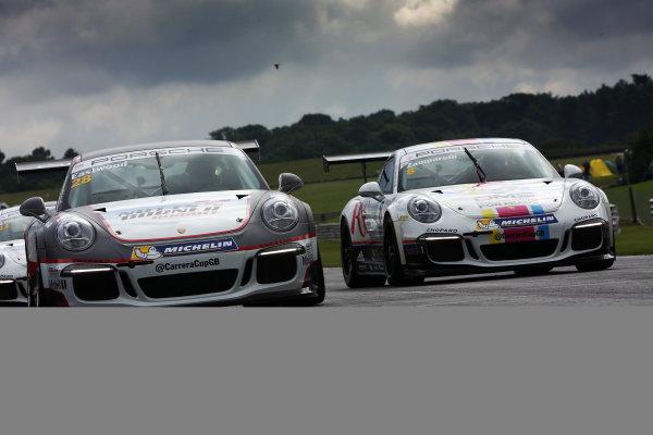 2017 Porsche Carrera Cup GB,  Snetterton. 29th-30th July 2017, Charlie Eastwood (GBR) Redline Racing Porsche Carrera Cup World copyright. JEP/LAT Photographic