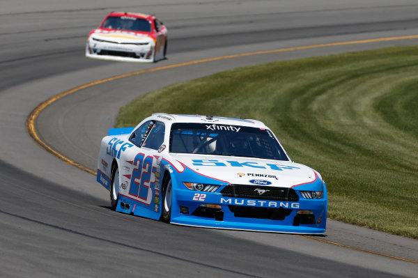 NASCAR XFINITY Series Pocono Green 250 Pocono Raceway, Long Pond, PA USA Friday 9 June 2017 Brad Keselowski, SKF Ford Mustang World Copyright: Matthew T. Thacker LAT Images ref: Digital Image 17POC1mt1170