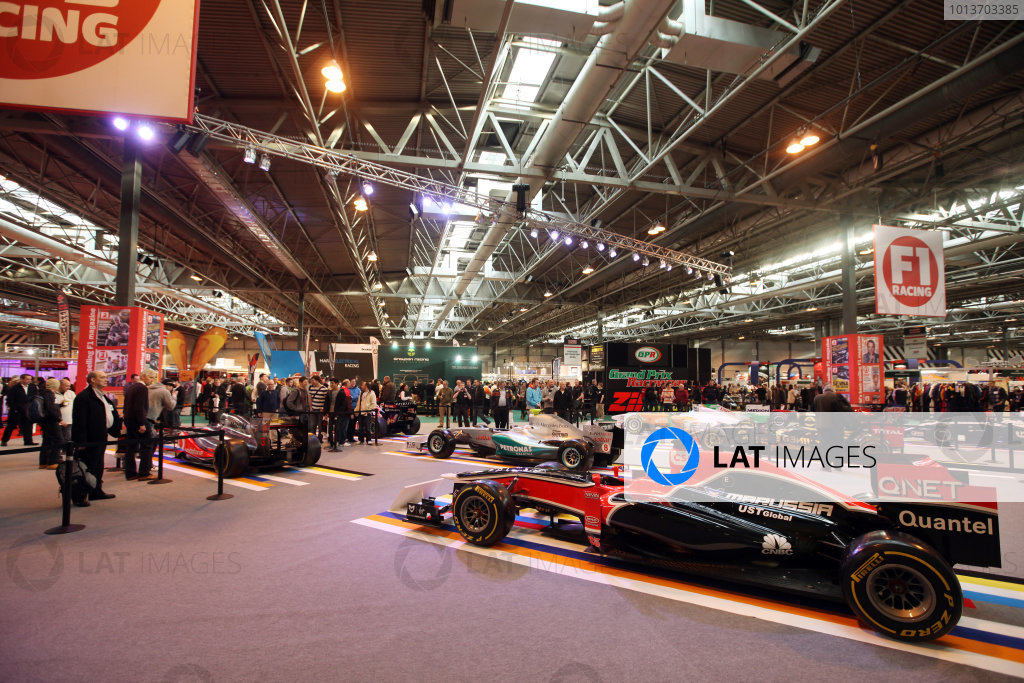 2012 Autosport International Show - Friday