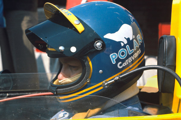 Monte Carlo, Monaco. 28-30 May 1976. Ronnie Peterson (March 761-Ford), retired, portrait.  World Copyright: LAT Photographic. Ref:  76MON38