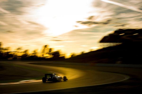 Circuit de Catalunya, Barcelona, Spain Friday 4 March 2016. Felipe Massa, Williams FW38 Mercedes.  World Copyright: Zak Mauger/LAT Photographic ref: Digital Image _79P2252