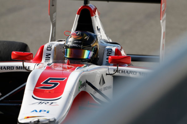 2015 GP3 Series Round 6. Autodromo di Monza, Italy. Sunday 6 September 2015. Marvin Kirchhofer (GER, ART Grand Prix)  World Copyright: Sam Bloxham/LAT Photographic. ref: Digital Image _SBL3704