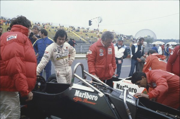 1982 Canadian Grand Prix.Montreal, Canada. 13 June 1982.xxxWorld Copyright: LAT PhotographicRef: 35mm transparency 82CAN