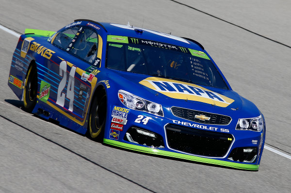 Monster Energy NASCAR Cup Series Tales of the Turtles 400 Chicagoland Speedway, Joliet, IL USA Friday 15 September 2017 Chase Elliott, Hendrick Motorsports, NAPA Brakes Chevrolet SS World Copyright: Brett Moist LAT Images