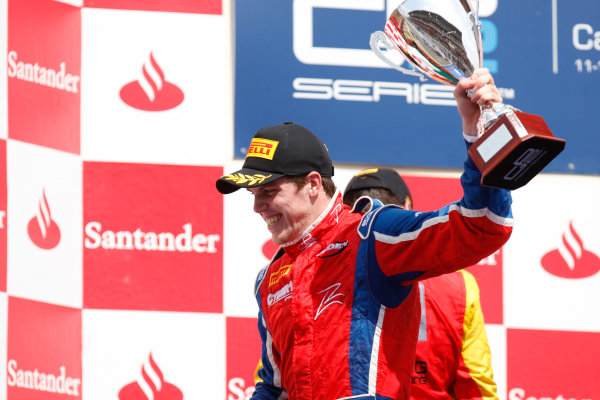 Circuit de Catalunya, Barcelona, Spain. 13th May. 