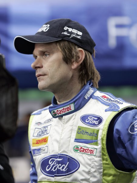 2007 FIA World Rally ChampionshipRound 3Rally of Norway 200715th - 18th February 2007Marcus Gronholm, Ford, Portrait.Worldwide Copyright: McKlein/LAT