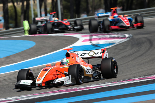 Le Castellet (FRA) JUN 24-26 2016 - Forth round of the Formula V8 3.5 series at circuit Paul Ricard. Alfonso Celis jr. #15 AVF. Action. © 2016 Diederik van der Laan  / Dutch Photo Agency / LAT Photographic
