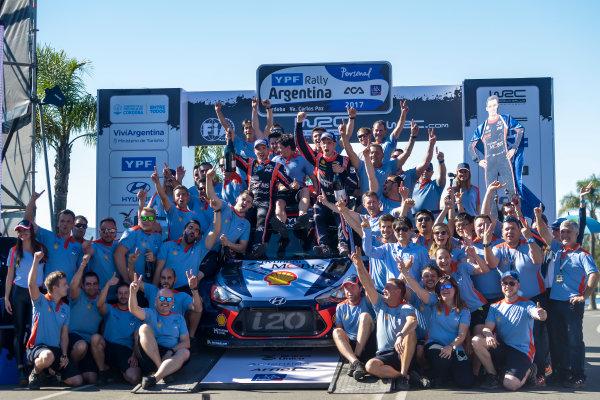 Round 5 - Rally Argentina