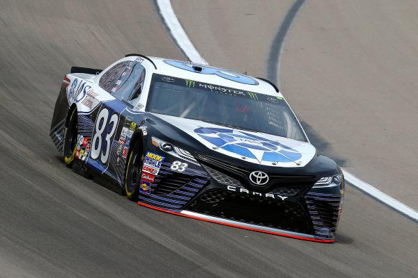 2017 Monster Energy NASCAR Cup Series - Kobalt 400 Las Vegas Motor Speedway - Las Vegas, NV USA Friday 10 March 2017 Corey LaJoie World Copyright: Russell LaBounty/LAT Images ref: Digital Image 17LAS1rl_0163