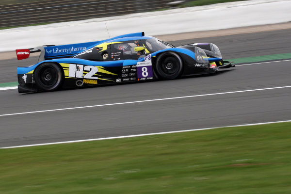 2017 European LeMans Series, Silverstone, 13th-15th April 2017, Maxime Pialat (FRA) / Vincent Beltoise (FRA) / Henry Hassid (FRA) - DUQUEINE ENGINEERING - Ligier JS P3 ? Nissan World Copyright. JEP/LAT Images