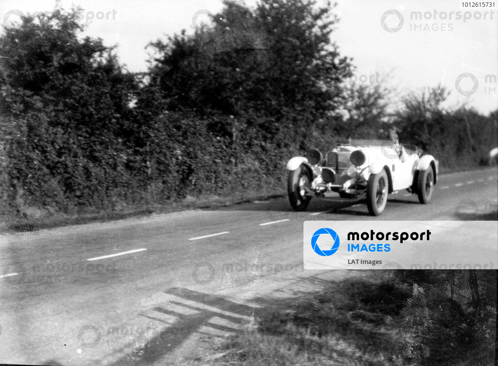 Le Mans, France. 21st - 22nd June 1930.