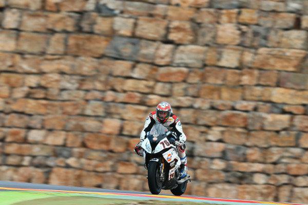 Loris Baz, Althea Racing.
