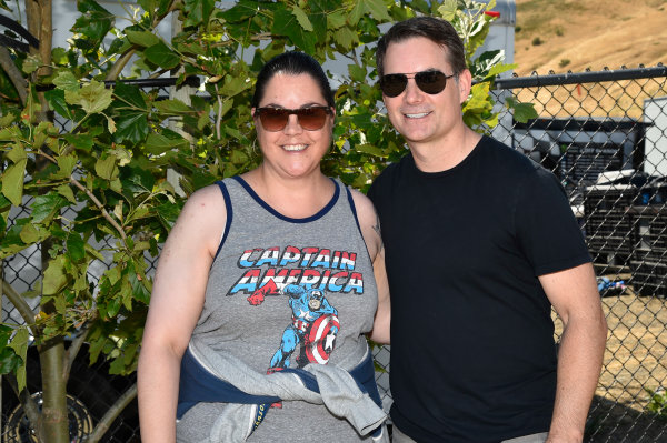 Monster Energy NASCAR Cup Series Toyota/Save Mart 350 Sonoma Raceway, Sonoma, CA USA Friday 23 June 2017 Jeff Gordon VIP M&G World Copyright: Nigel Kinrade NKP