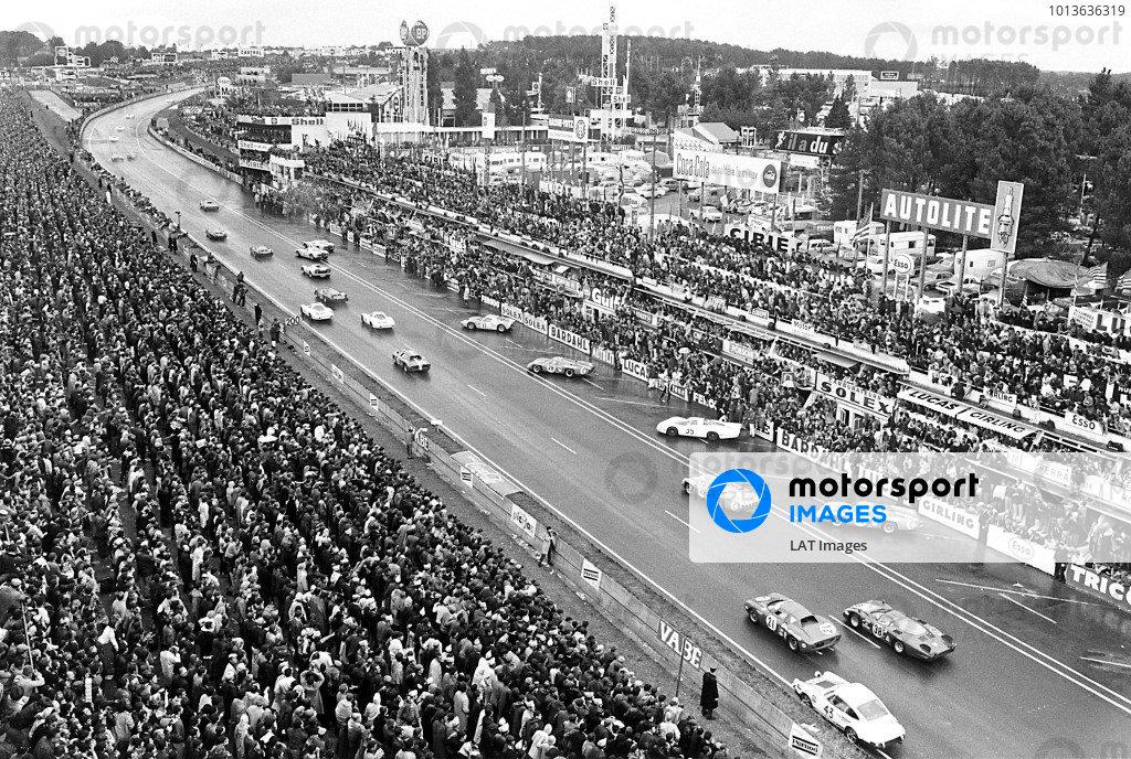 1968 Le Mans 24 Hours