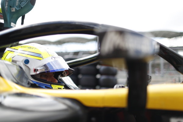 HUNGARORING, HUNGARY - AUGUST 04: Luca Ghiotto (ITA, UNI VIRTUOSI) during the Hungaroring at Hungaroring on August 04, 2019 in Hungaroring, Hungary. (Photo by Sam Bloxham / LAT Images / FIA F2 Championship)