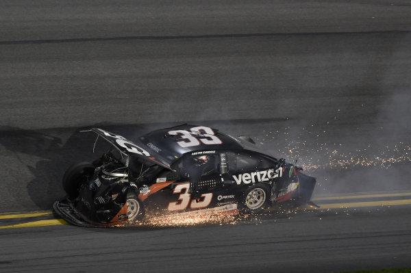 #33: Austin Cindric, Team Penske, Ford Mustang Verizon 5G