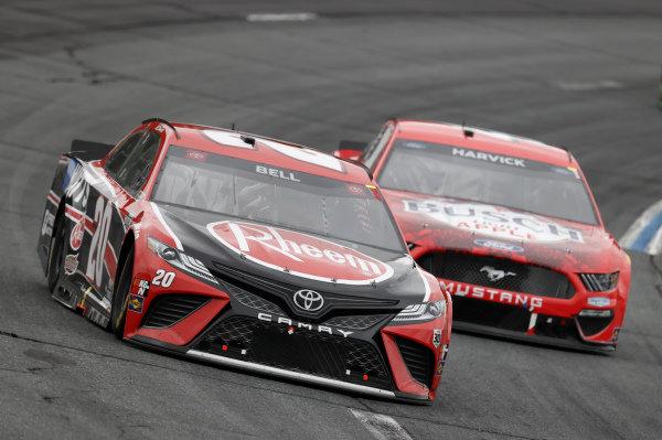 #20: Christopher Bell, Joe Gibbs Racing, Toyota Camry Rheem/Watts