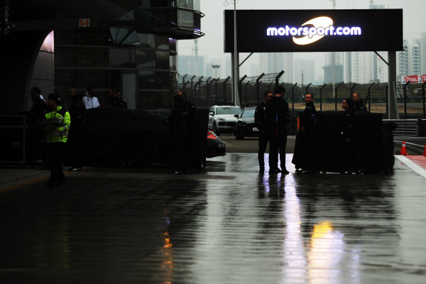FIA WEC Pitlane