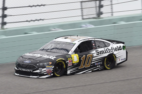 #10: Aric Almirola, Stewart-Haas Racing, Ford Fusion Smithfield