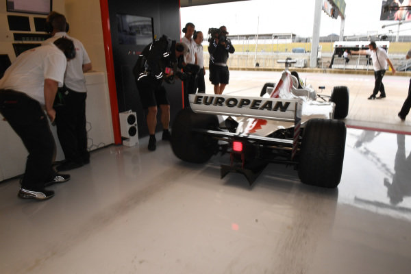 F1 Experiences 2-Seater at Formula One World Championship, Rd17, United States Grand Prix, Race, Circuit of the Americas, Austin, Texas, USA, Sunday 22 October 2017.
