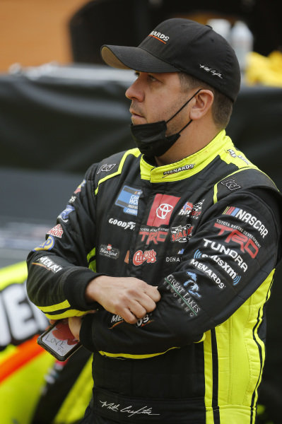 #88: Matt Crafton, ThorSport Racing, Toyota Tundra ThorSport Racing