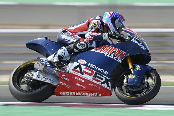 Cameron Beaubier, Tennor American Racing.