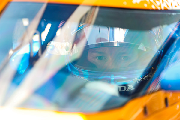 Scott Dixon, Chip Ganassi Racing Honda, Copyright: Chris Owens - IMS Photo.