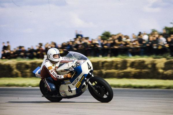 Paul Smart, Suzuki.