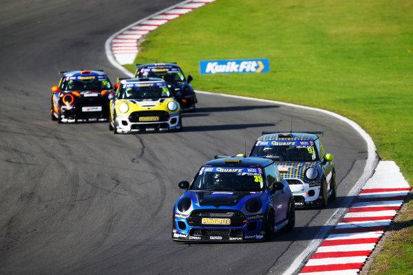 Jim Loukes - OX4 Racing MINI