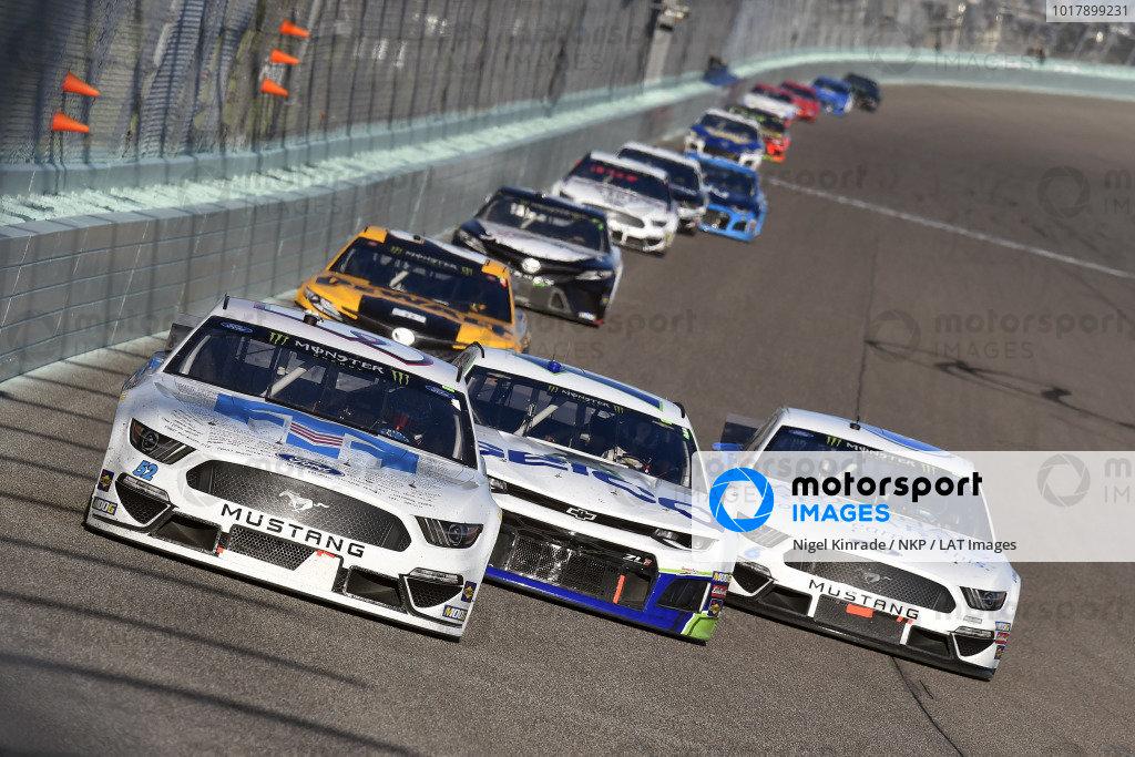 #52: Josh Bilicki, Rick Ware Racing, Chevrolet Camaro BANGOR SAVINGS BANK / TRAVIS MILLS FOUNDATION