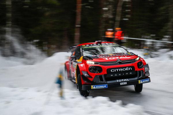Esapekka Lappi, Citroen World Rally Team, Citroen C3 WRC 2019