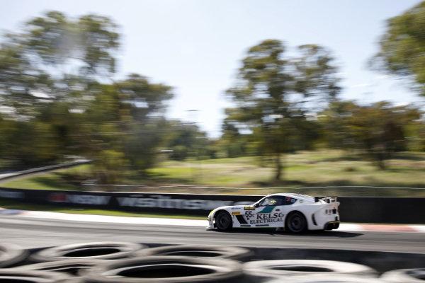#55 Ginetta Australia Ginetta G55 GT4: Bradley Schumacher, James Vernon, Aaron Love.
