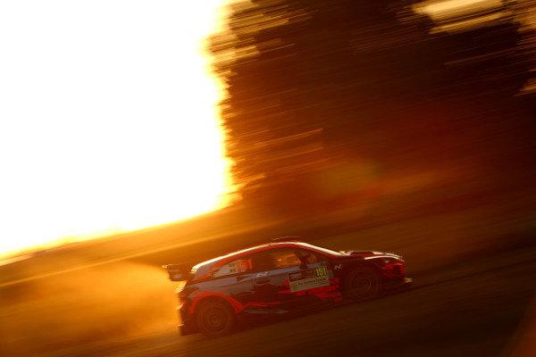 Thierry Neuville / Nicolas Gilsoul Hyundai i20 Coupe WRC