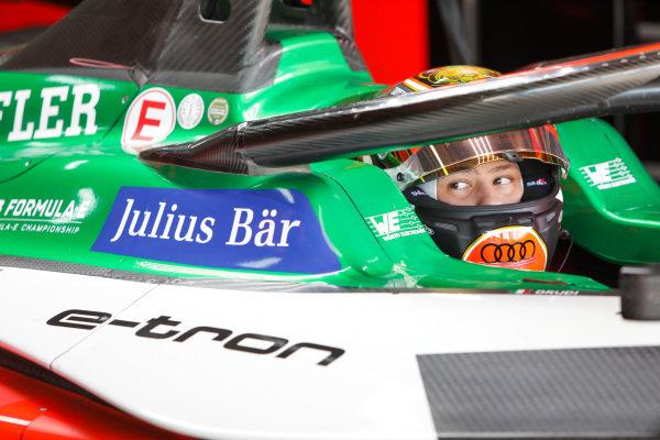 Mattia Drudi (ITA), Rookie Test Driver for Audi Sport ABT Schaeffler, Audi e-tron FE06