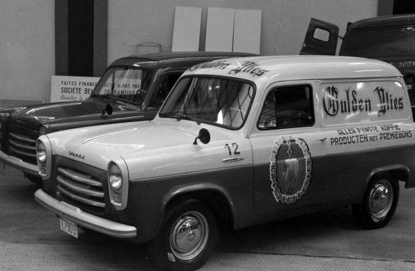 Ford prefect vans.