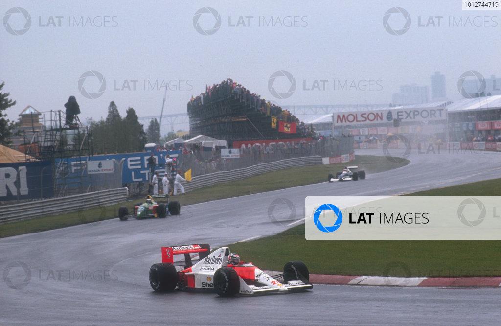 1990 Canadian Grand Prix.