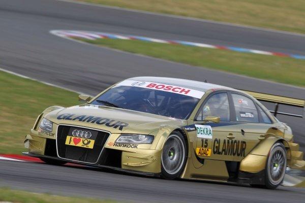 Rahel Frey (SUI), Audi Sport Team Phoenix.DTM, Rd4, Eurospeedway Lausitz, Germany, 18-19 June 2011.