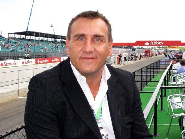 Simon Gillett (GBR) Chief Executive of Donington Park. Formula One World Championship, Rd 9, British Grand Prix, Practice Day, Silverstone, England, Friday 4 July 2008.