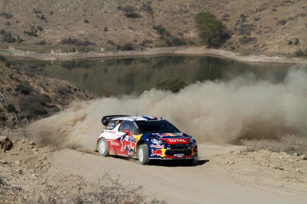 Round 03, Rally Mexico8th -11th March 2012Sebastien Loeb, Citroen, ActionWorldwide Copyright: McKlein/LAT