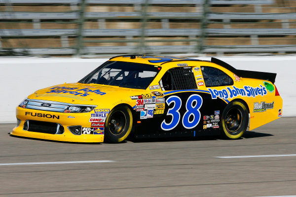 2-4 November, 2012, Fort Worth, Texas USA David Gilliland.(c)2012, LAT South LAT Photo USA .