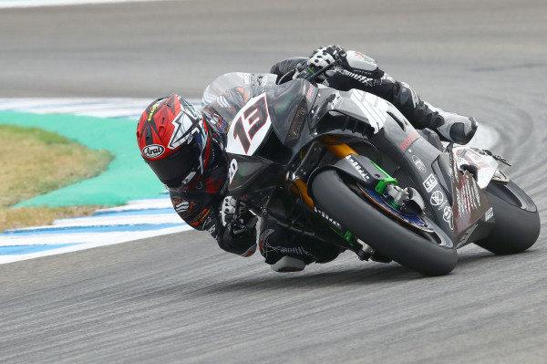 Takumi Takahashi, MIE Racing.