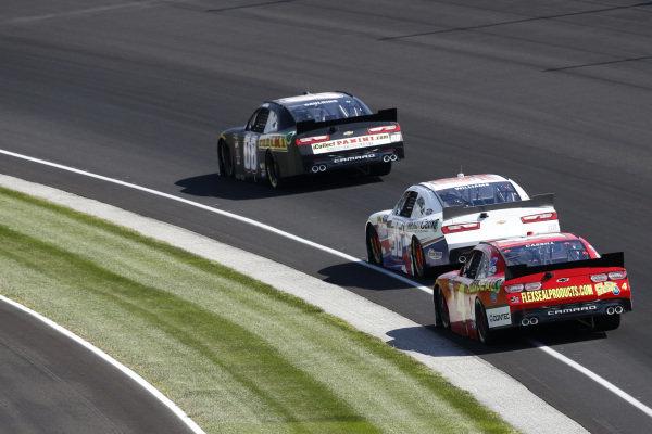 #4: Landon Cassill, JD Motorsports, Chevrolet Camaro Flex Seal / Contec