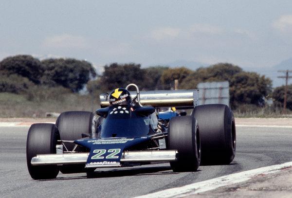 1979 Spanish Grand Prix.Jarama, Madrid, Spain.27-29 April 1979.Derek Daly (Ensign N177 Ford).Ref-79 ESP 25.World Copyright - LAT Photographic