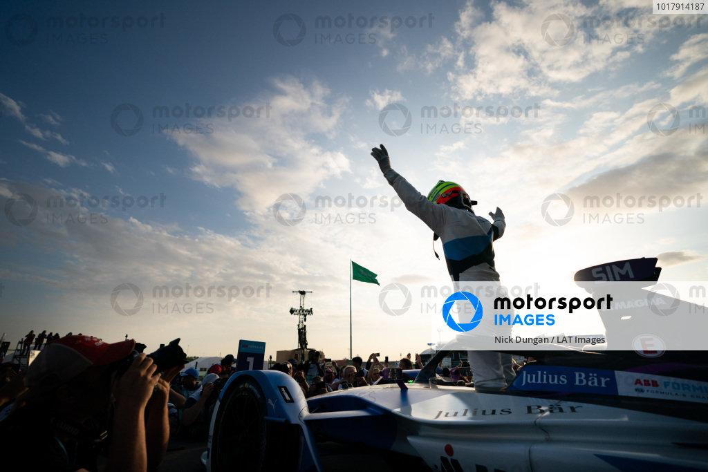 Alexander Sims (GBR) BMW I Andretti Motorsports, BMW iFE.20