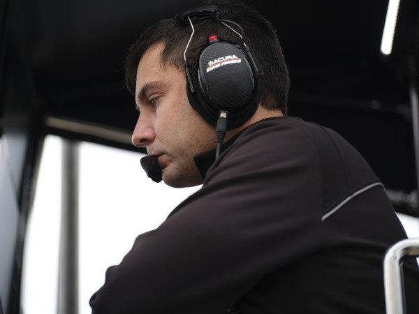 #7 Acura Team Penske Acura DPi, DPi: Helio Castroneves, Ricky Taylor, Alexander Rossi , engineer