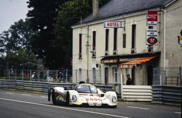 Derek Warwick / Yannick Dalmas / Mark Blundell, Peugeot Talbot Sport, Peugeot 905B Evo 1 Bis LM.