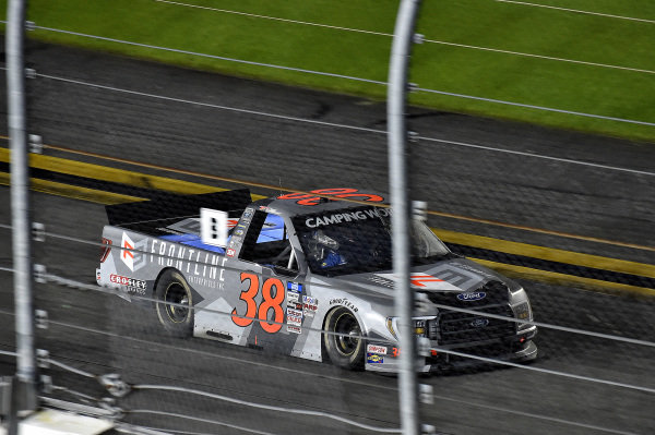 #38: Todd Gilliland, Front Row Motorsports, Ford F-150 Frontline