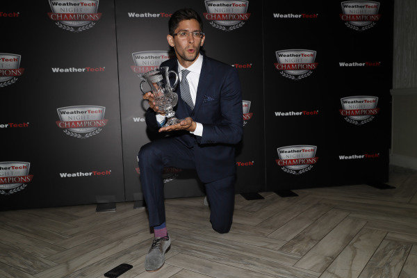2018 WeatherTech Night of Champions, Jordan Taylor